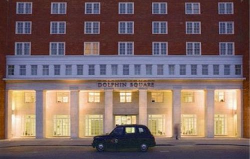 Dolphin House Londen