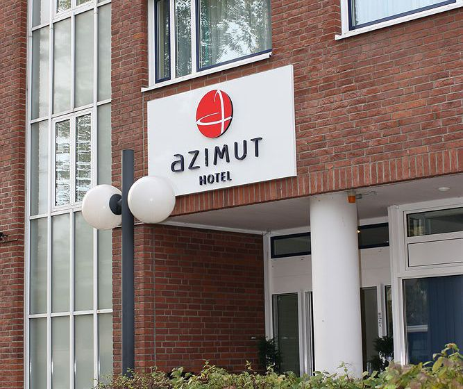 Hotel Azimut Berlin City South Berlino