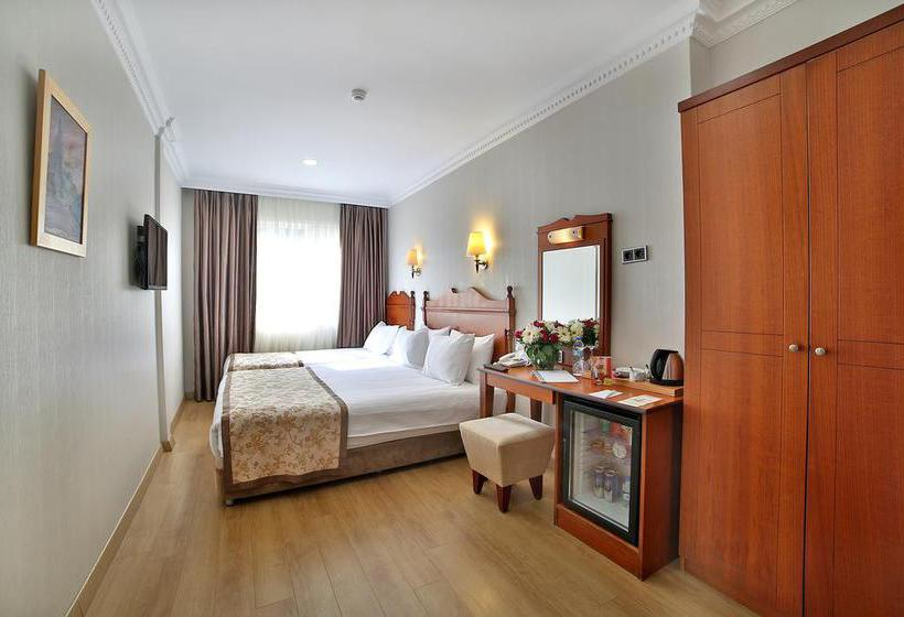 Zimmer Hotel Lady Diana Istanbul