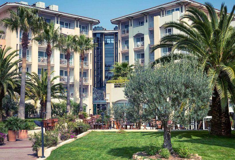 H tel mercure thalassa fr jus frejus partir de 45 for Hotels frejus