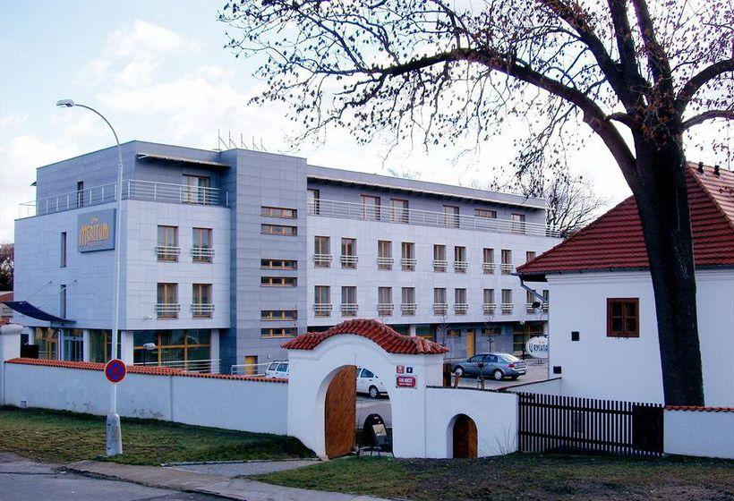 Hôtel Meritum Prague