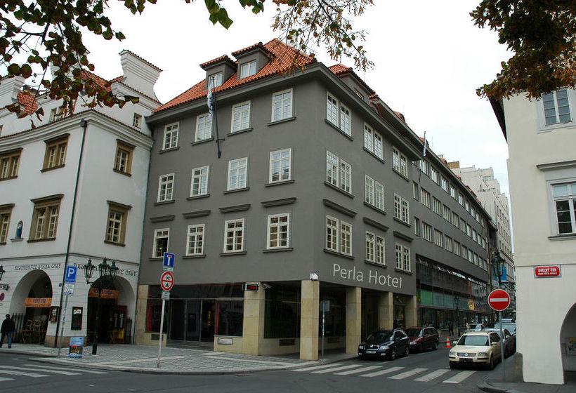 Perla Hotel براغ