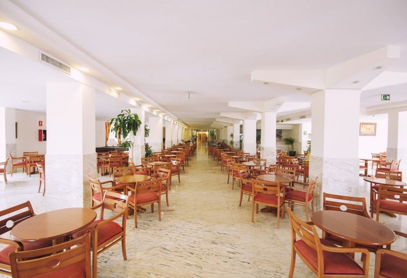 Cafetaria AzuLine Hotel Coral Beach Es Canar