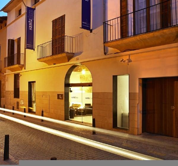 Santa clara urban hotel spa em palma de mallorca desde for Academy salon santa clara