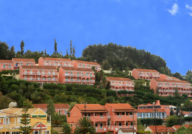 Cyprotel Panorama Sidari Village Corfu