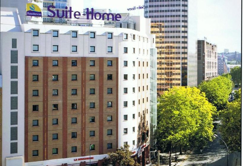 هتل Suite Home Paris Porte de Pantin