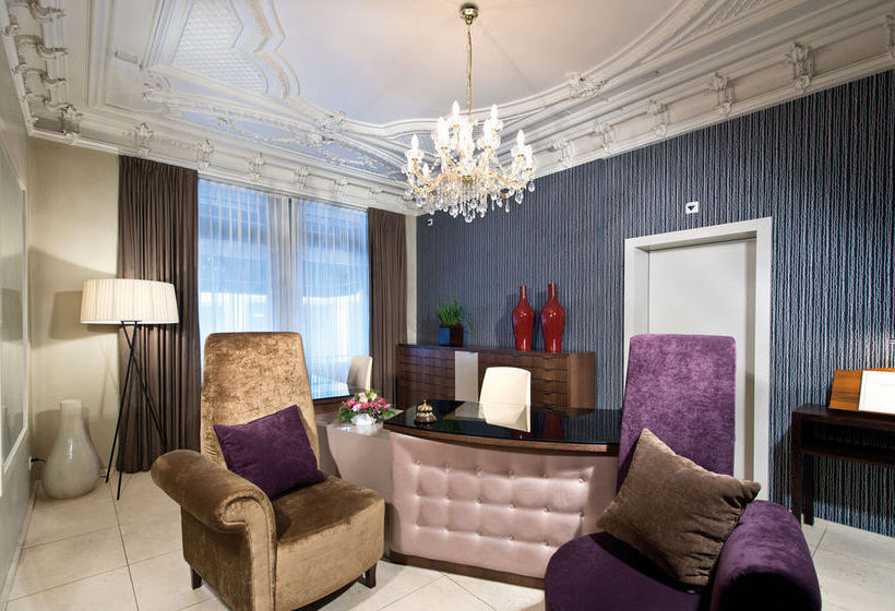 Hotel Alden Luxury Suite Zürich