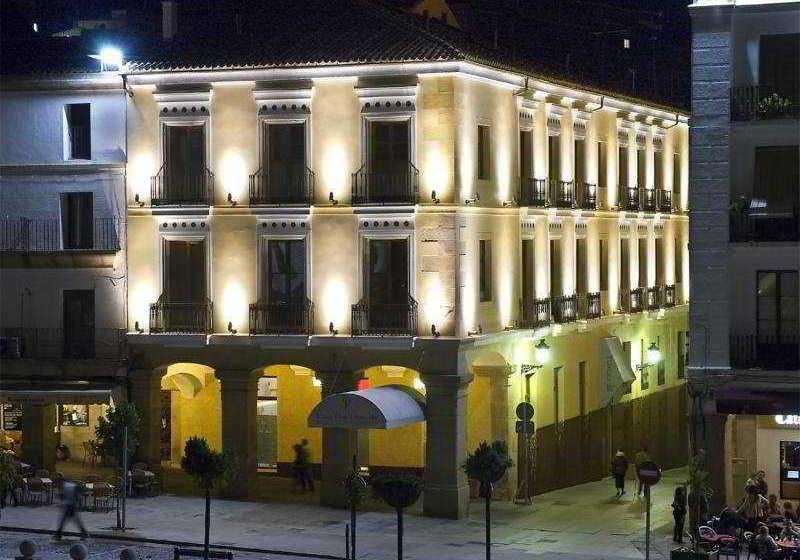 Hôtel Casa Don Fernando Caceres