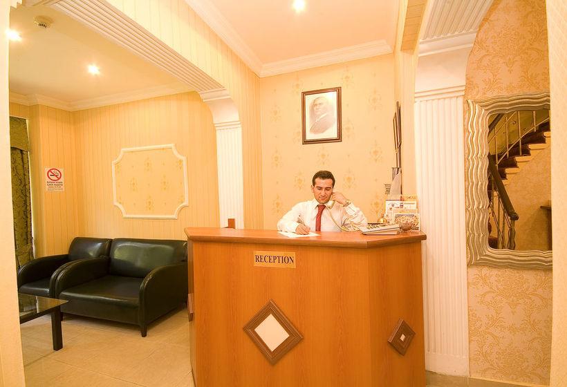 Hôtel Meddusa Istanbul