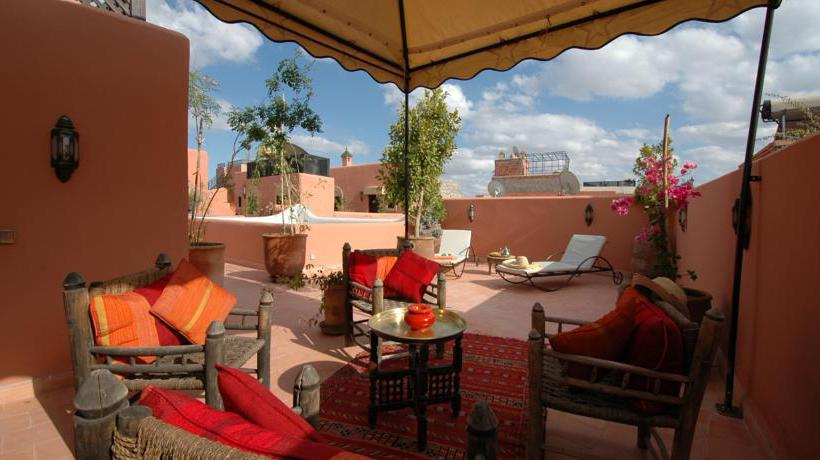 Terrazza Riad Itrane Marrakech