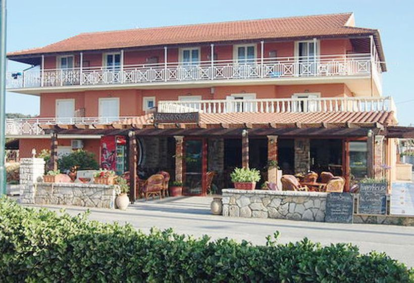 Beach Star Hotel  Corfú