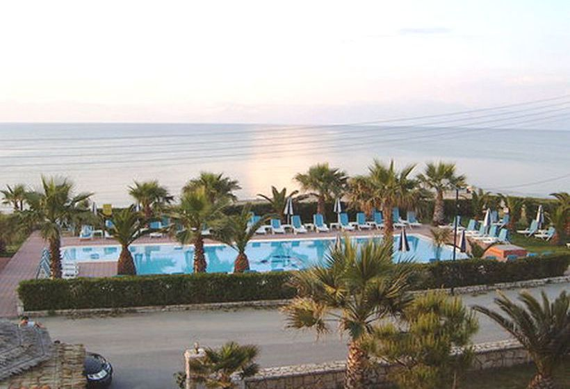 Beach Star Hotel  Corfou