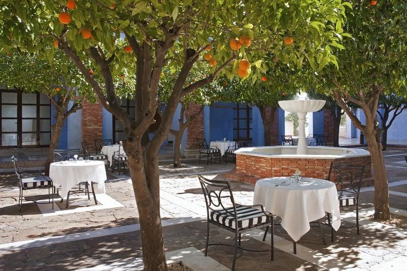 Terraça Hotel Meliá Villaitana Benidorm