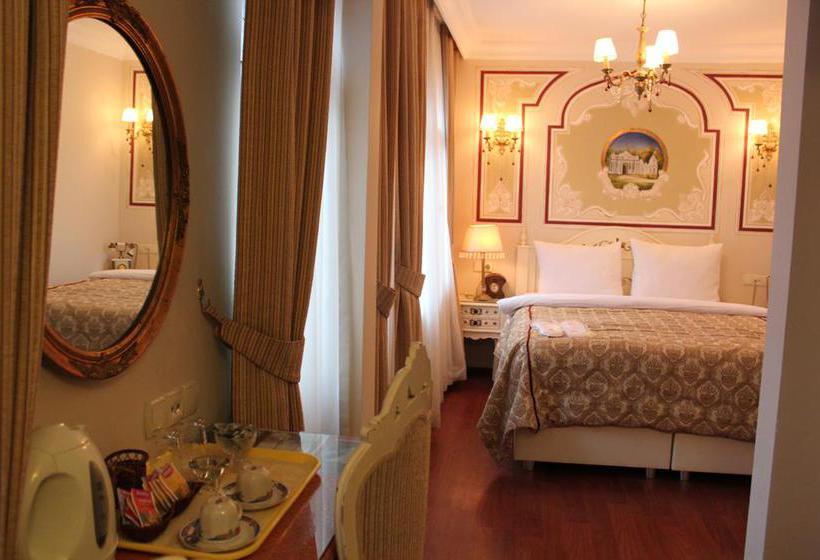 Hotel Asmali Estambul