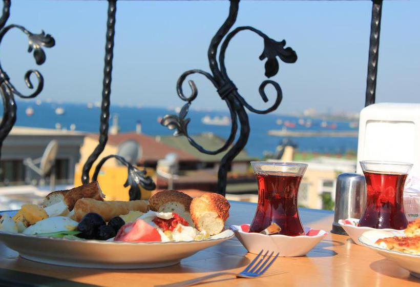Detail Hotel Asmali Istanbul