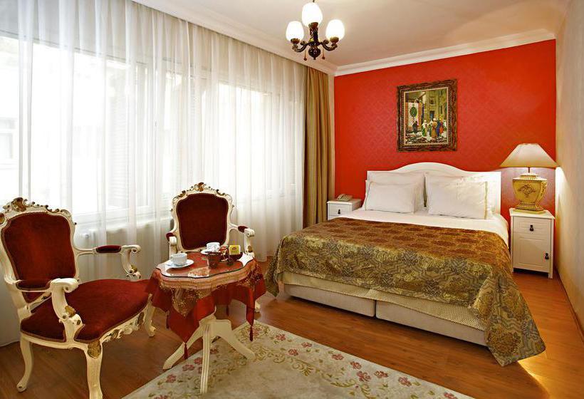 Habitación Hotel Asmali Estambul