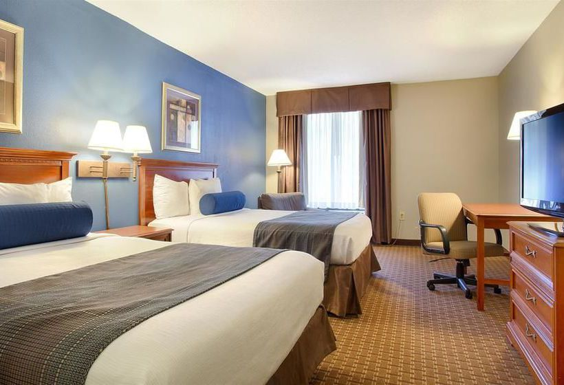 Hotel Best Western Plus Cary Inn & Extended Stay