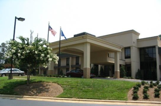 Hôtel Best Western Plus Cary Inn & Extended Stay