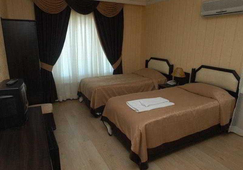 호텔 Umit Pembe Kösk Tandogan