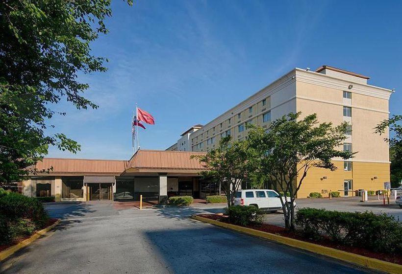 Hotel Red Lion Atlanta Airport Em College Park Desde 47