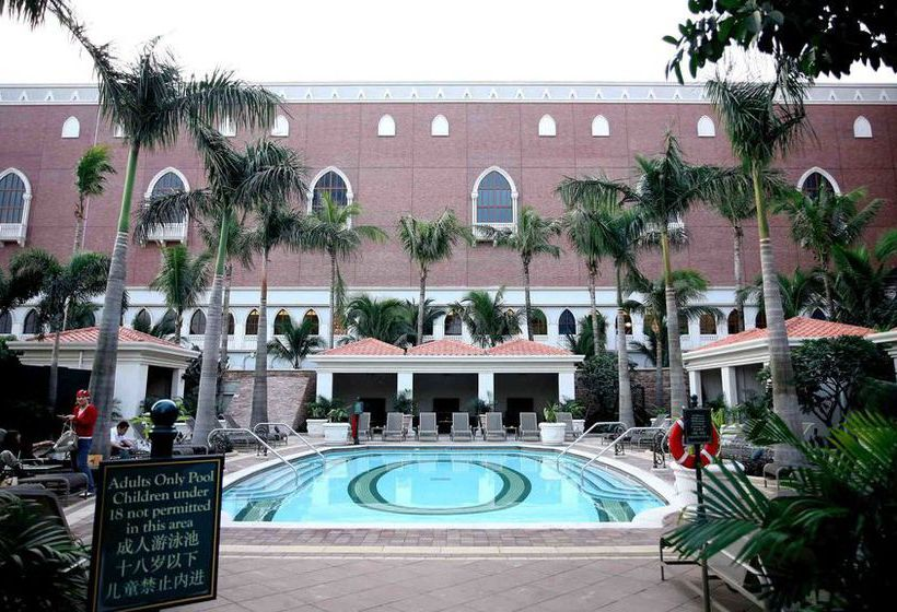 The Venetian Macao Resort Hotel In Macau Starting At 68 Destinia