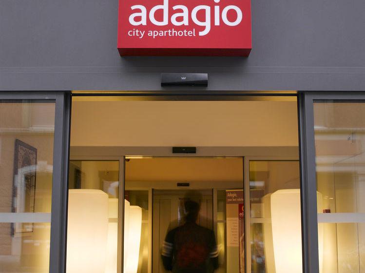 Apartahotel Adagio Basel City