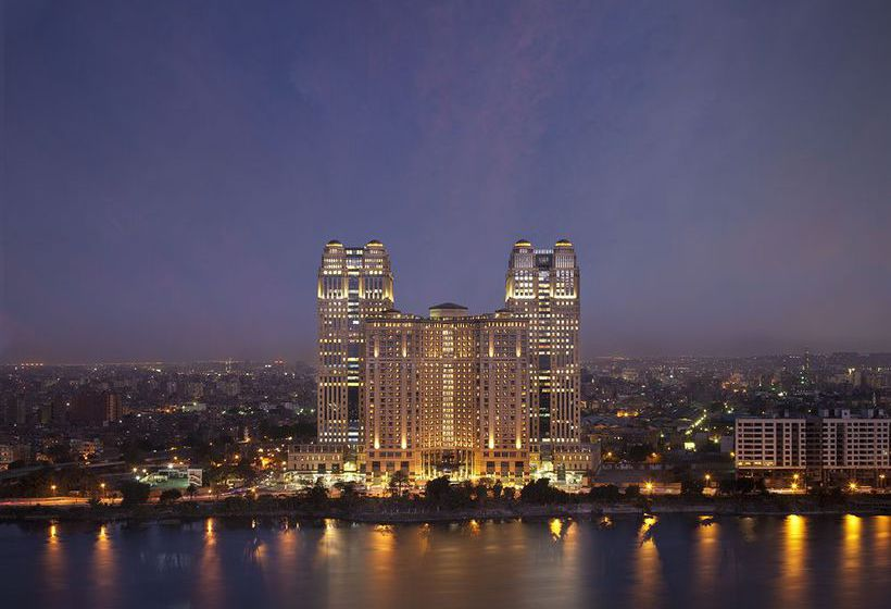 خارجي فندق Fairmont Nile City القاهرة