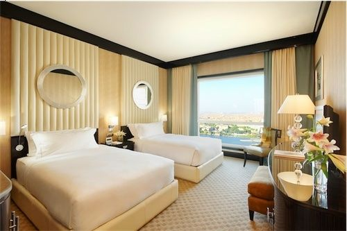Room Hotel Fairmont Nile City Cairo