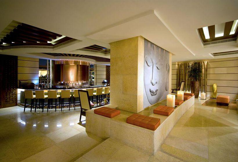 Cafétéria Hôtel Raffles Dubai Dubaï