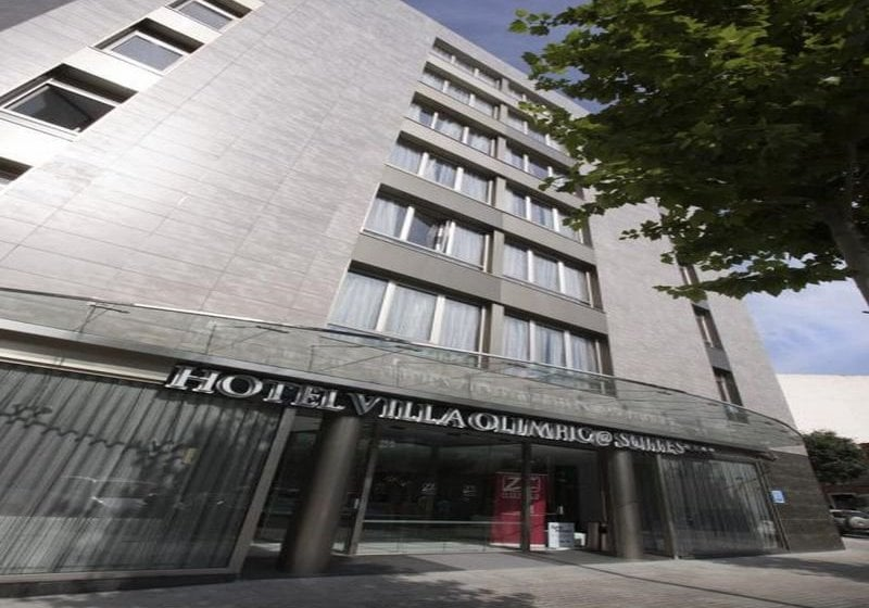 Hotel Villa Olímpic@ Suites Barcellona
