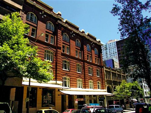Hôtel Base Sydney