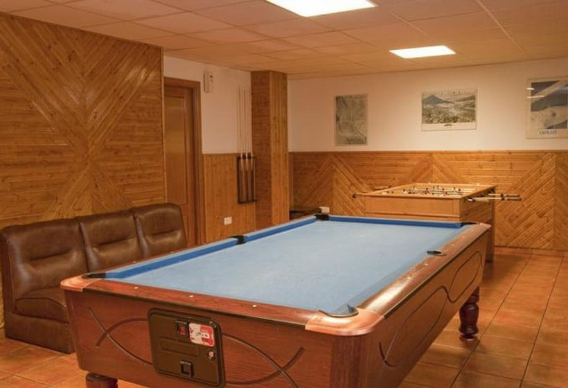 Sports facilities Hotel Llibrada Benasque