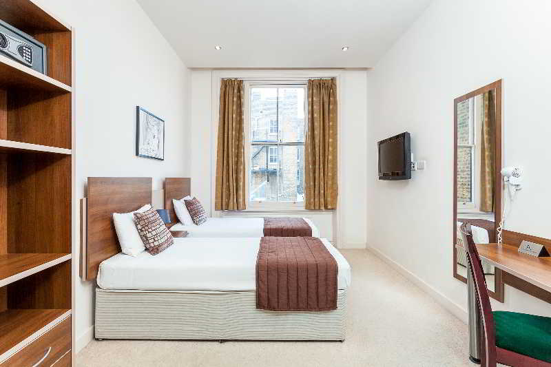 Zimmer Hotel Avni Kensington London