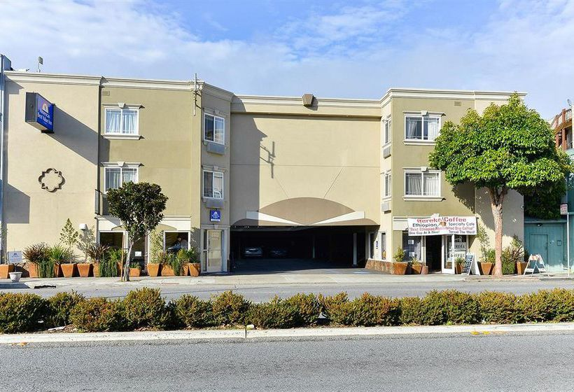 Hotel Americas Best Value Inn & Suites Golden Gate São Francisco