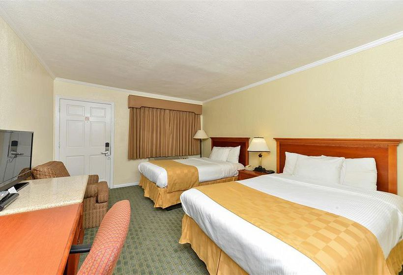 فندق Americas Best Value Inn & Suites Golden Gate سان فرانسيسكو