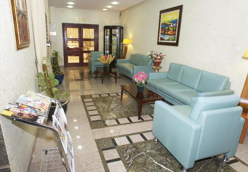 Hotel Safeer Plaza Muscat
