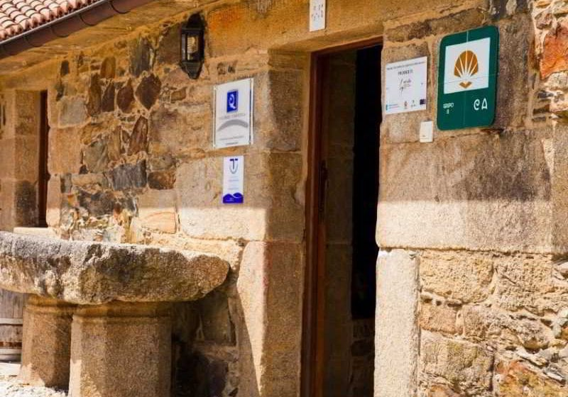 Turismo rural A Casa Da Torre Branca Santiago di Compostela
