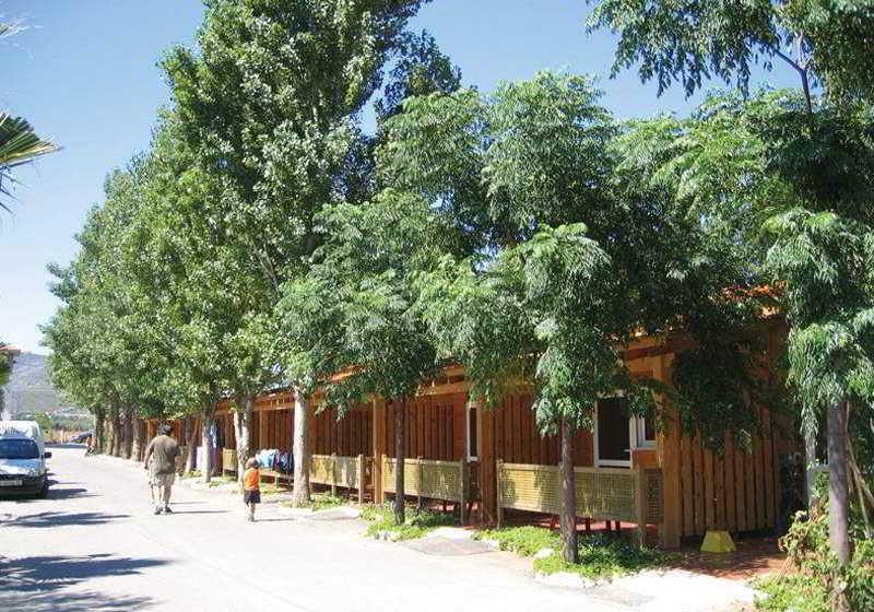 Aussenbereich Spa Natura Resort Penyiscola