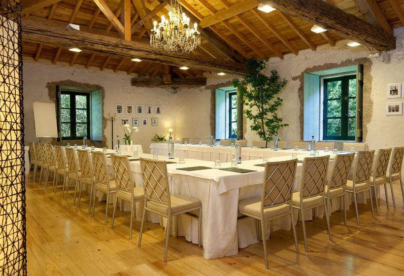 Sale riunioni Hotel A Quinta Da Auga Santiago di Compostela
