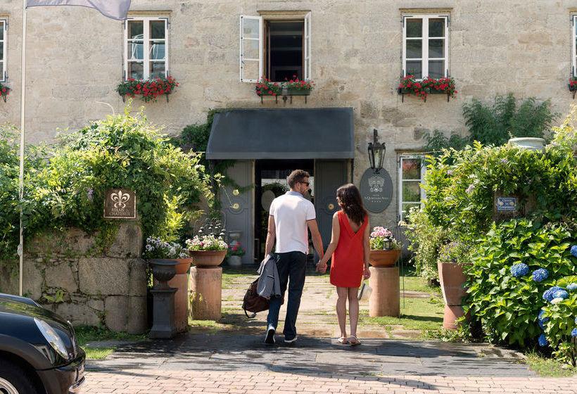 Outside Hotel A Quinta Da Auga Santiago de Compostela