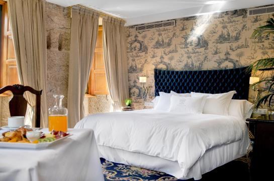 Quarto Hotel A Quinta Da Auga Santiago de Compostela