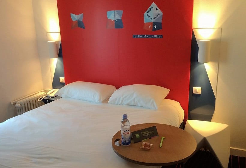 Zimmer Hotel Ibis Styles Rouen Centre Cathedrale