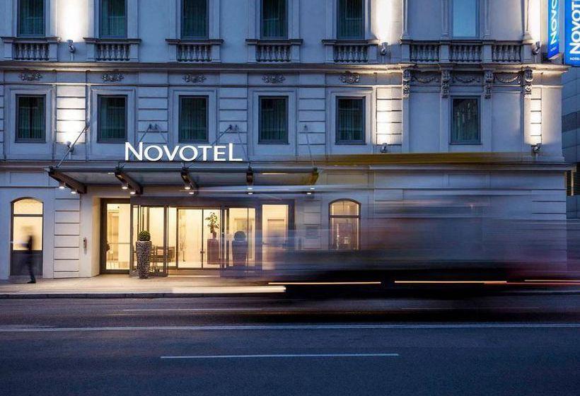 Novotel Wien City Vienne