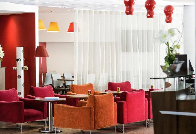 Suite Novotel Nice Aeroport Arenas
