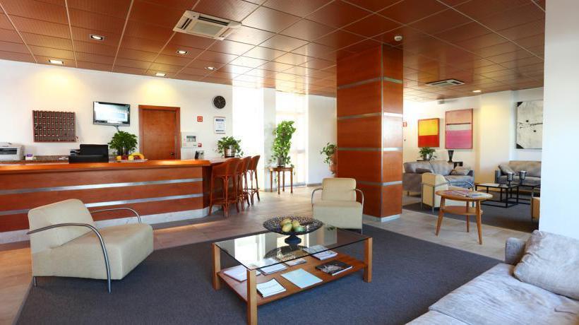 Réception Apartamentos Jade S'Arenal