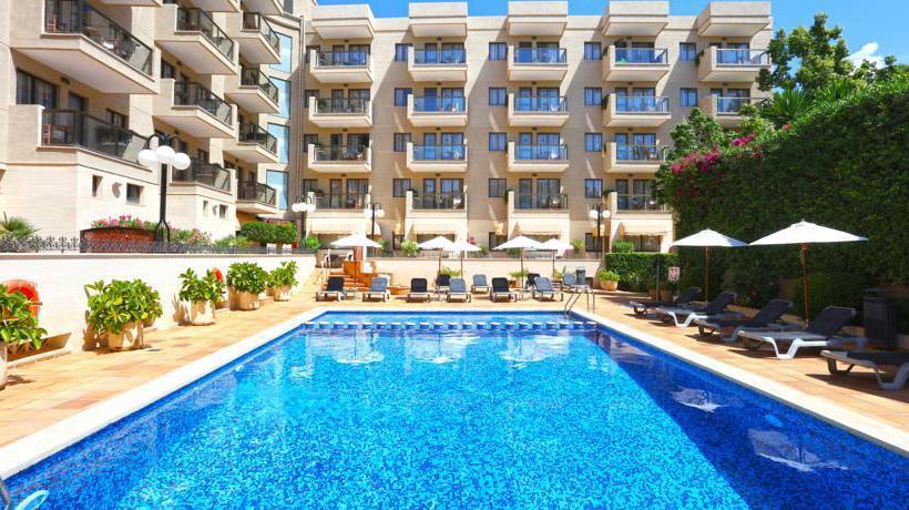 Exterior Apartamentos Jade El Arenal