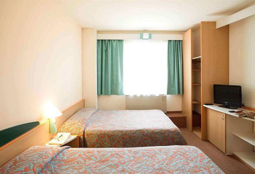 호텔 Ibis Bucuresti Gara de Nord 부쿠레슈티