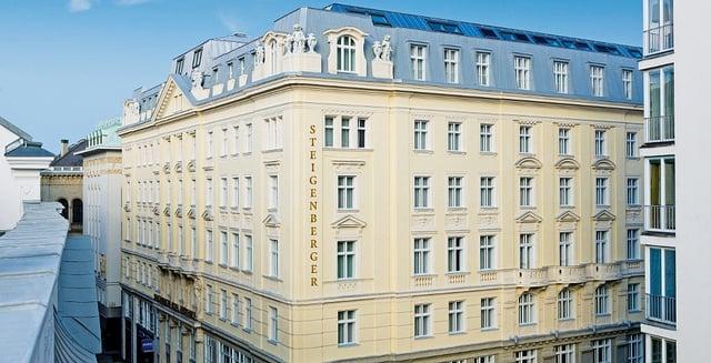 Hotel Steigenberger Herrenhof Viena