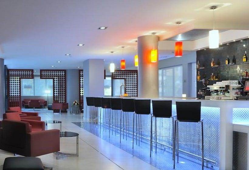 Cafeteria Hotel Abba Granada