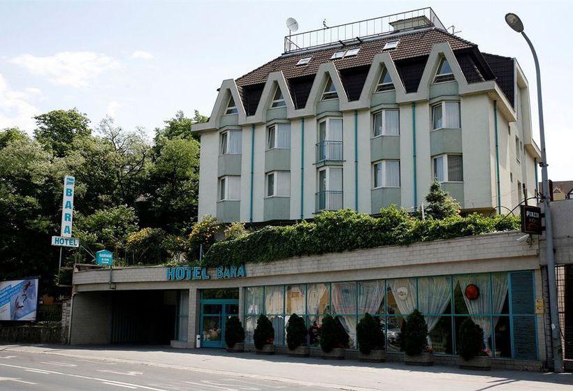 Hôtel Bara Budapest